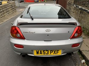 Picture of 2003 Hyundai coupe 2.0