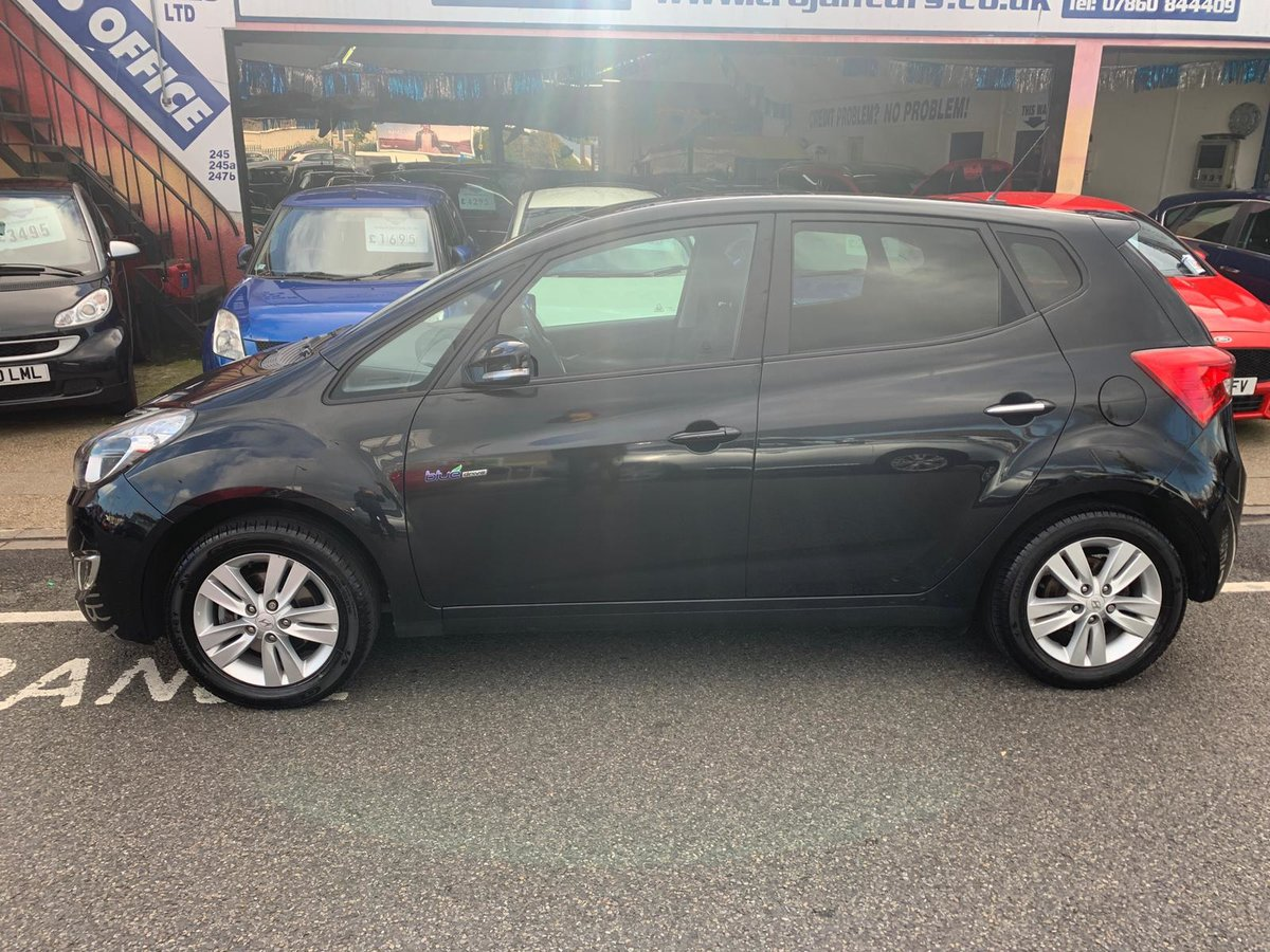 2011 Hyundai ix20 1.4 Style 5 door! FSH! For Sale (picture 3 of 6)