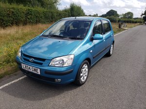 Picture of 2004 HYUNDAI GETZ 1.3 CDX 5 DOOR AUTO