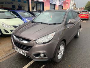 Picture of 2013 Hyundai ix35 1.7 CRDi 16v Premium FSH, 1 Owner!