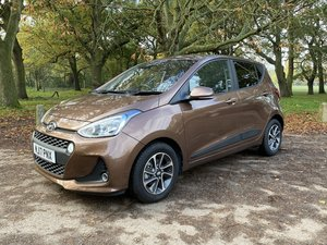 Hyundai I10 2017 1.0 only 1,100 miles warranty