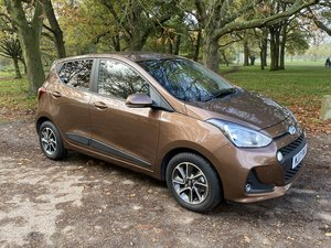 Picture of 1,200 mile as new Hyundai i10 1.0 manual 2017 5 dr hatch For Sale