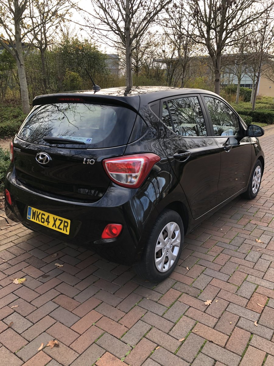 2014 Hyundai i10 se.. low miles.. 1 lady owner SOLD (picture 8 of 9)