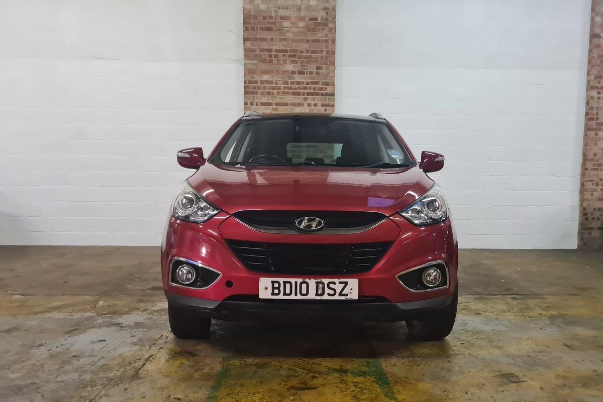 2010 Hyundai ix35 premium 4x4 2wd crdi For Sale (picture 2 of 9)