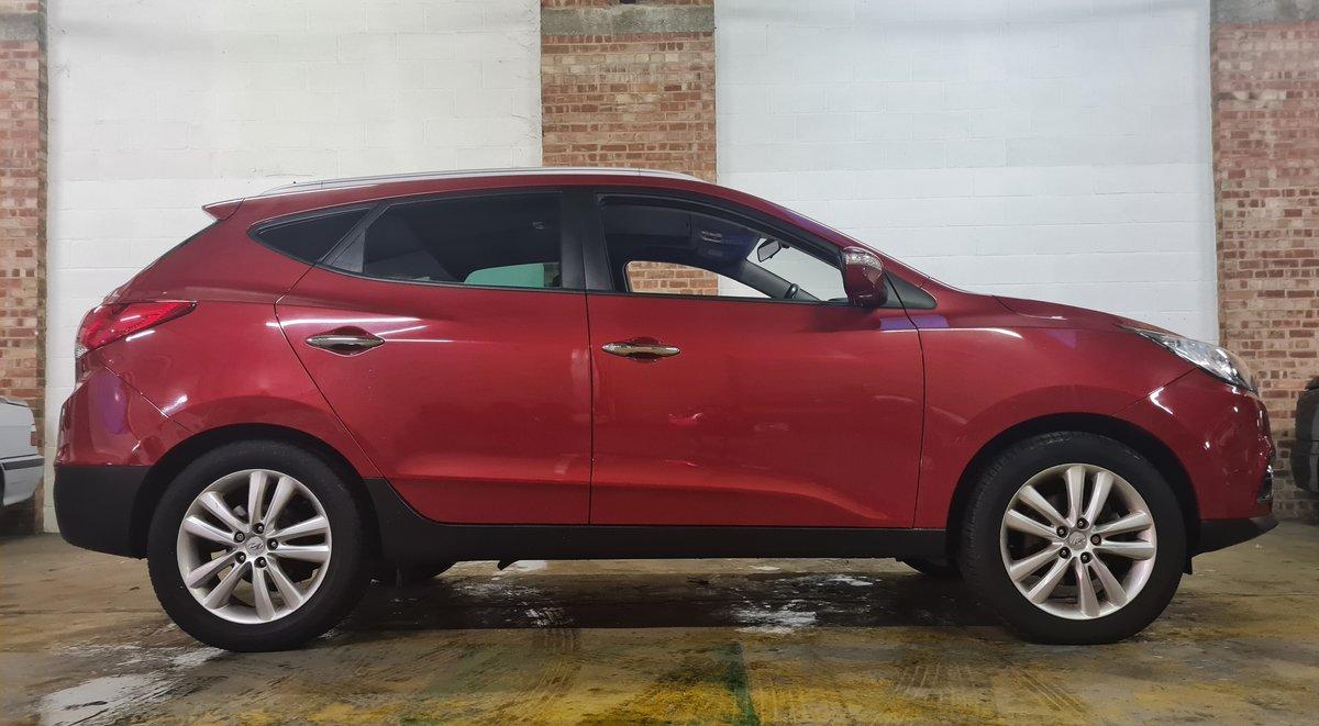 2010 Hyundai ix35 premium 4x4 2wd crdi For Sale (picture 3 of 9)
