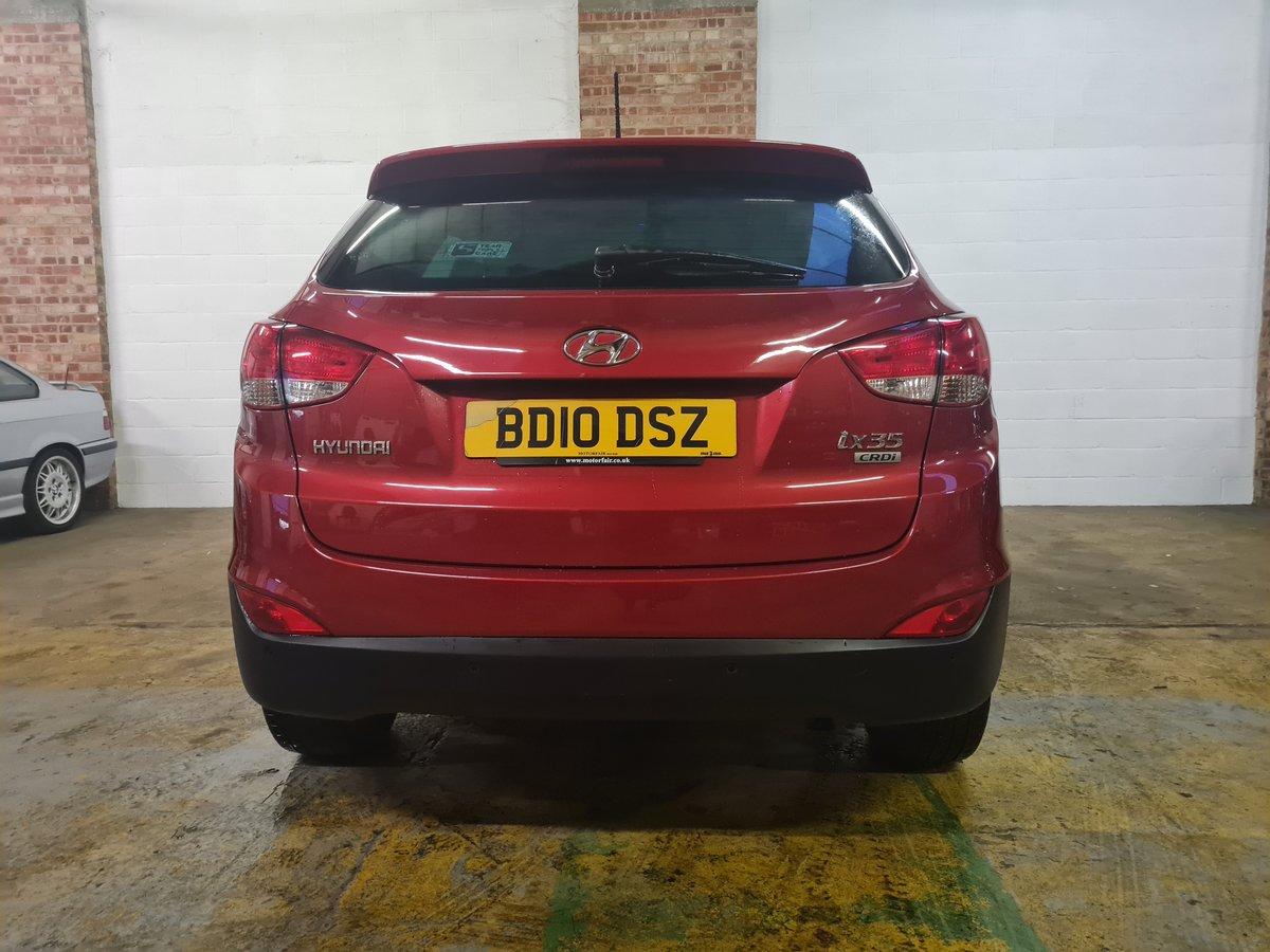 2010 Hyundai ix35 premium 4x4 2wd crdi For Sale (picture 6 of 9)