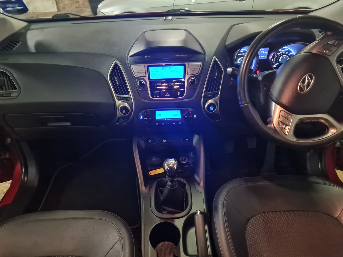 2010 Hyundai ix35 premium 4x4 2wd crdi For Sale (picture 9 of 9)