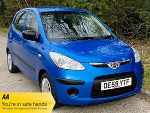 Picture of 2009 Hyundai i10 1.2 Classic 5 Door - 26,698 miles - 1 owner For Sale