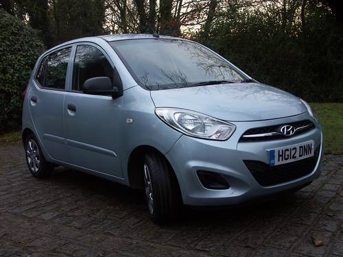 2012 Hyundai  i10  Classic SOLD (picture 2 of 6)