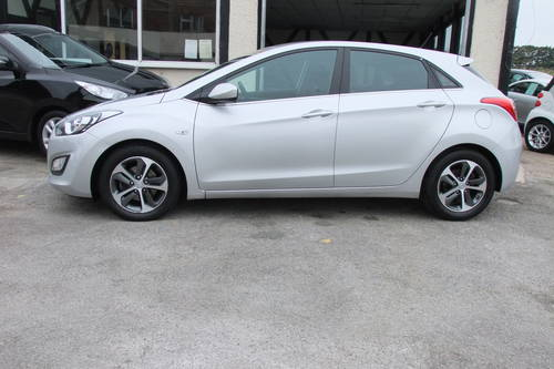 2015 HYUNDAI I30 1.6 SE 5DR AUTOMATIC SOLD (picture 2 of 6)