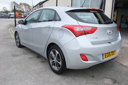 2015 HYUNDAI I30 1.6 SE 5DR AUTOMATIC SOLD (picture 3 of 6)