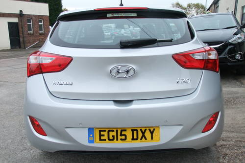 2015 HYUNDAI I30 1.6 SE 5DR AUTOMATIC SOLD (picture 5 of 6)