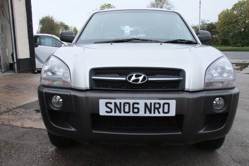 2006 HYUNDAI TUCSON 2.0 GSI DRTD 4WD 5DR SOLD (picture 4 of 6)