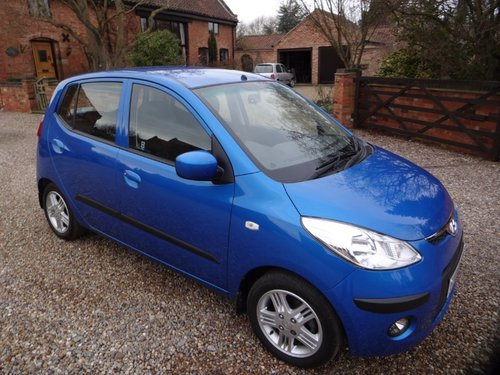 2005 Hyundai i10 Comfort SOLD (picture 1 of 6)