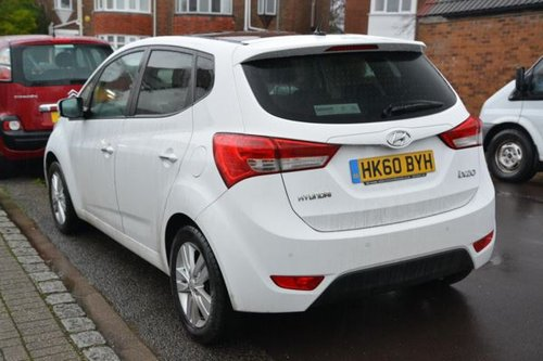 2011 60 HYUNDAI iX20 1.4 Blue Drive Style 5 Door MPV SOLD (picture 3 of 6)