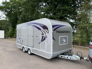 Ifor Williams Transporta Car Trailer