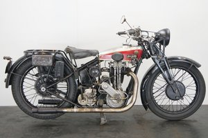 Picture of Imperia Model 350 H 1931 350cc 1 cyl ohv MAG
