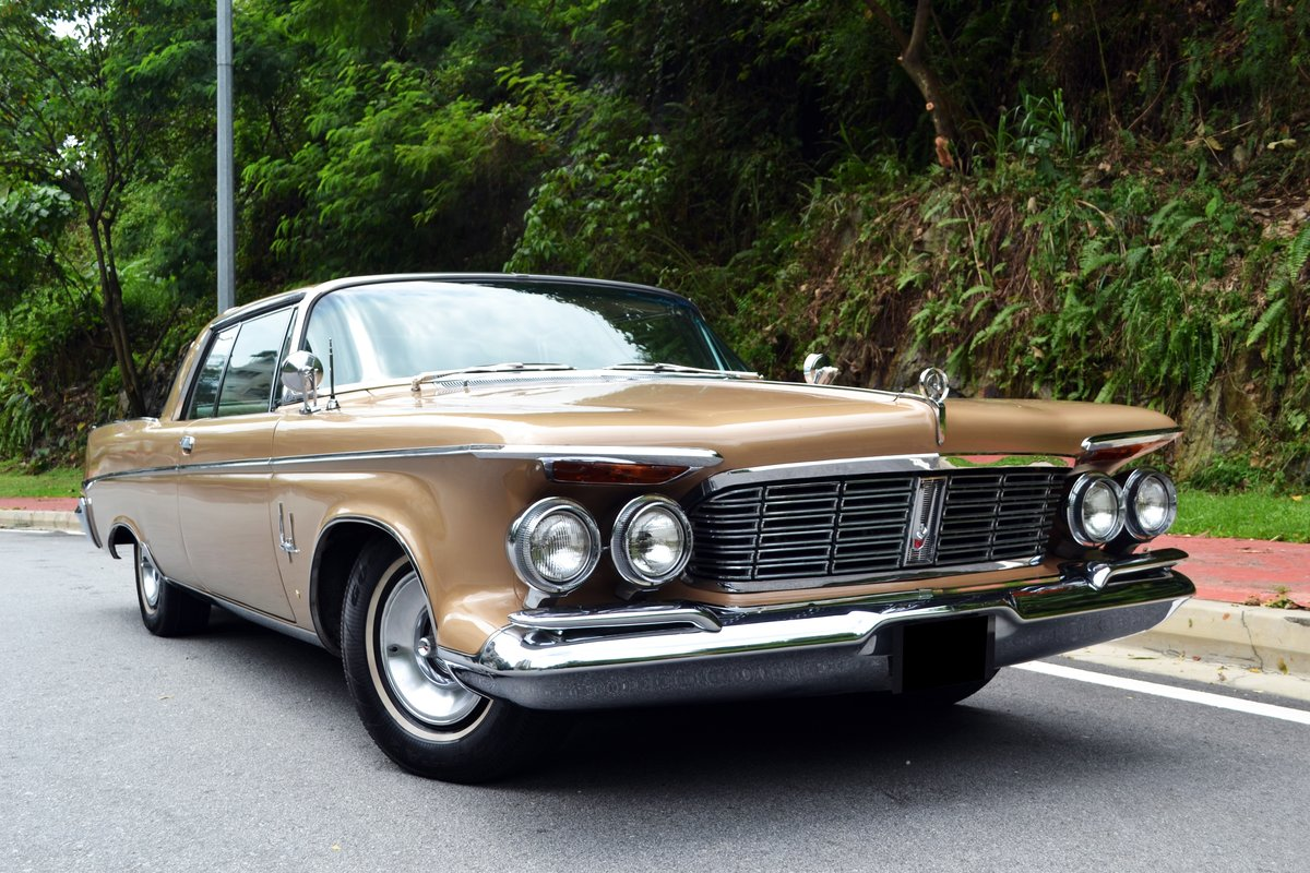 Chrysler Imperial Custom Southampton Two-Door 1963 For Sale (picture 1 of 6)