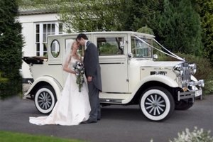 2009 Wedding car