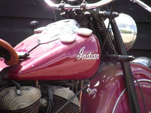 1948 Indian Chief Roadmaster For Sale (picture 2 of 6)