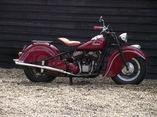 1948 Indian Chief Roadmaster For Sale (picture 3 of 6)