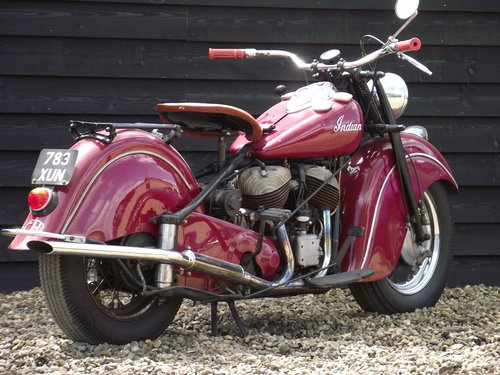 1948 Indian Chief Roadmaster For Sale (picture 6 of 6)
