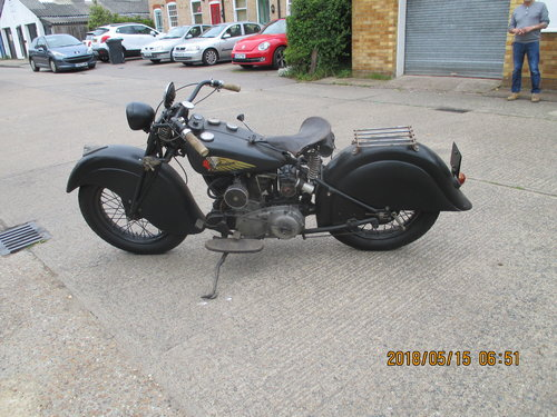 1939 indian 500cc 741 For Sale (picture 2 of 6)