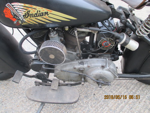1939 indian 500cc 741 For Sale (picture 3 of 6)