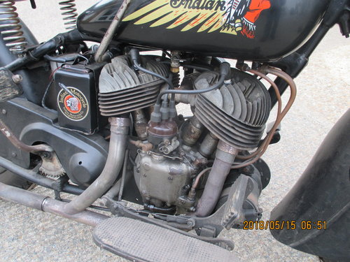 1939 indian 500cc 741 For Sale (picture 4 of 6)