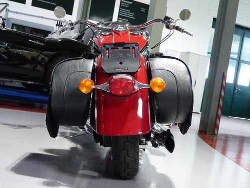 2000 Das Motorrad hat US Papiere und ist in der Schweiz verzollt For Sale (picture 3 of 6)