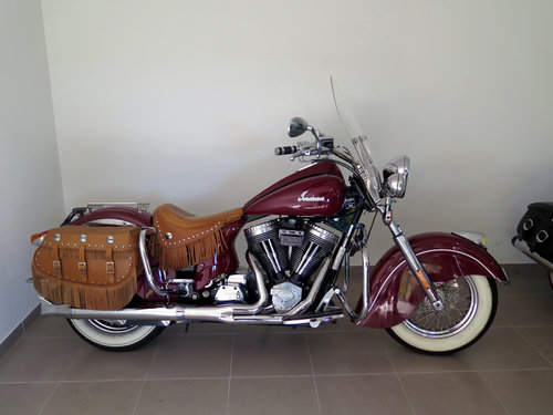 Rare Indian Chiek Vintage 2003 model For Sale (picture 1 of 6)