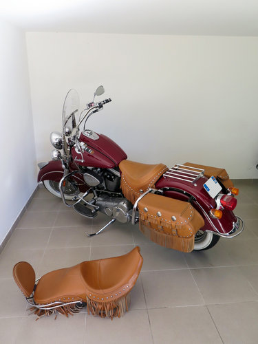 Rare Indian Chiek Vintage 2003 model For Sale (picture 2 of 6)