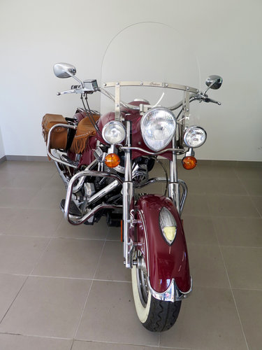 Rare Indian Chiek Vintage 2003 model For Sale (picture 5 of 6)