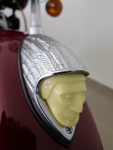 Rare Indian Chiek Vintage 2003 model For Sale (picture 6 of 6)
