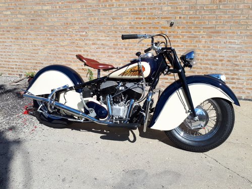 1947 Indian chief for sale in Barcelona,Spain For Sale (picture 3 of 3)