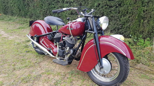 1947 Indian chief  For Sale (picture 1 of 6)