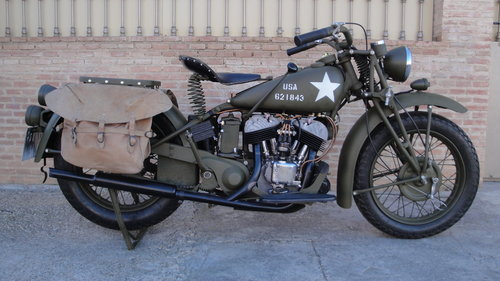INDIAN SCOUT 741 MILITARY YEAR 1941 500cc For Sale (picture 2 of 6)