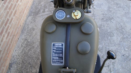 INDIAN SCOUT 741 MILITARY YEAR 1941 500cc For Sale (picture 5 of 6)