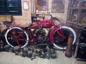 1917 INDIAN LITTLE TWIN For Sale