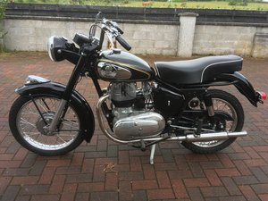 INDIAN TRAIL BLAZER 700CC 1955 For Sale