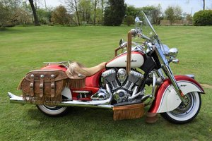 2014 Indian Chief Vintage 1811 Cruiser