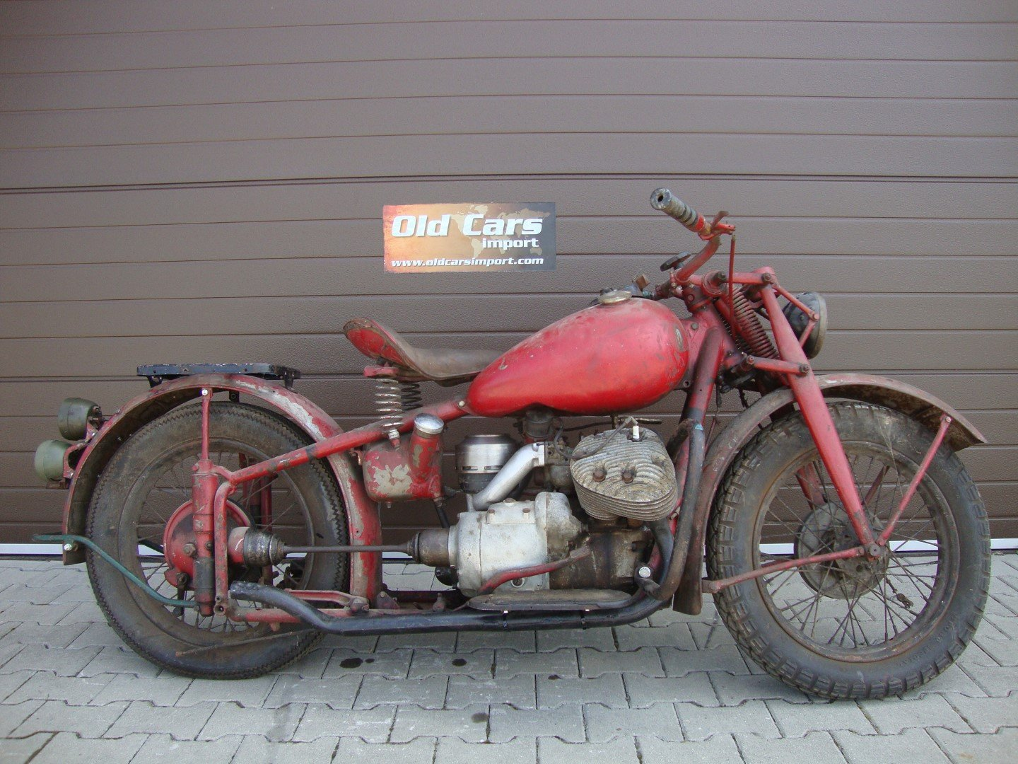 1941 Indian 841 SOLD (picture 1 of 6)