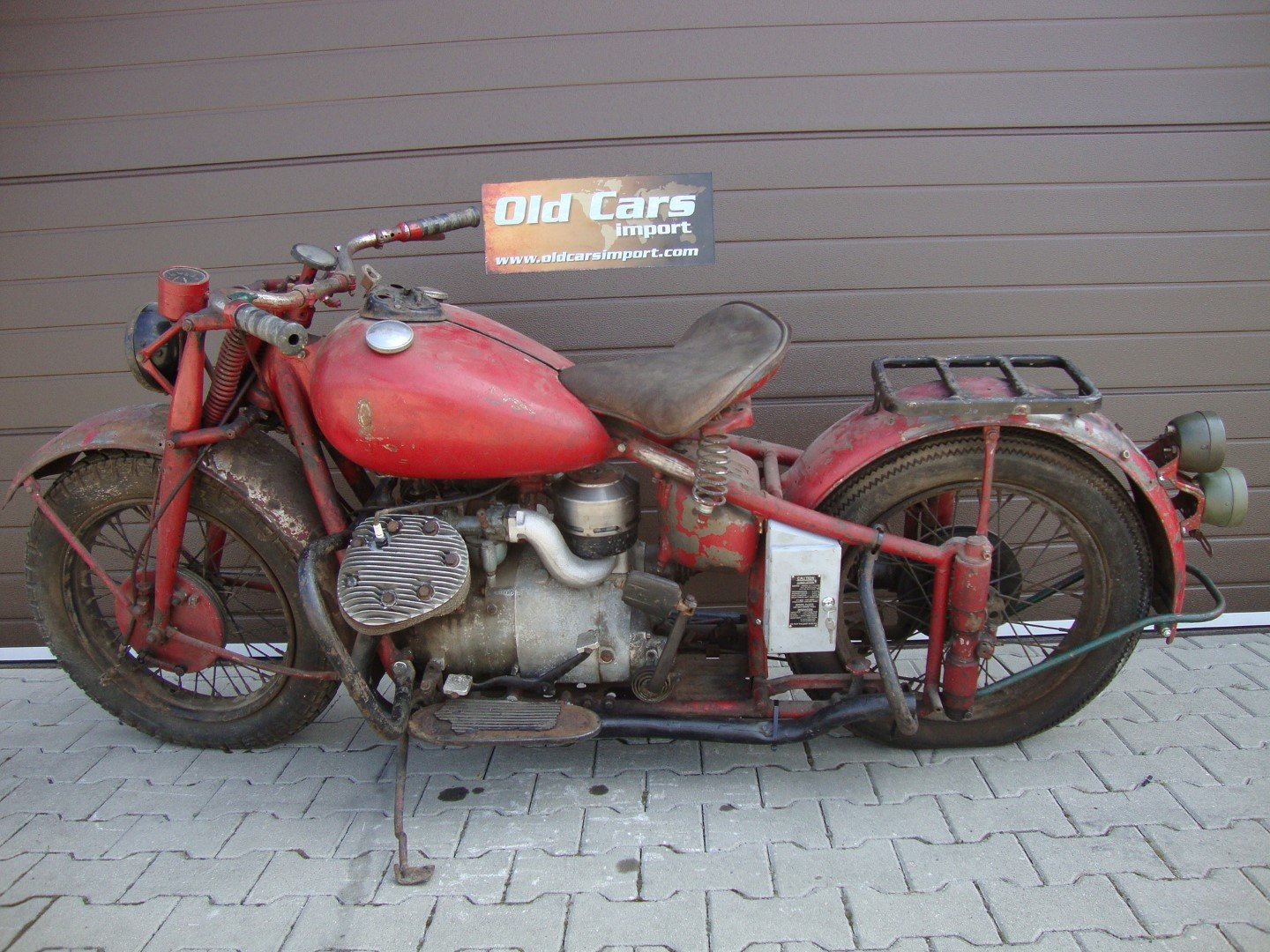 1941 Indian 841 SOLD (picture 2 of 6)