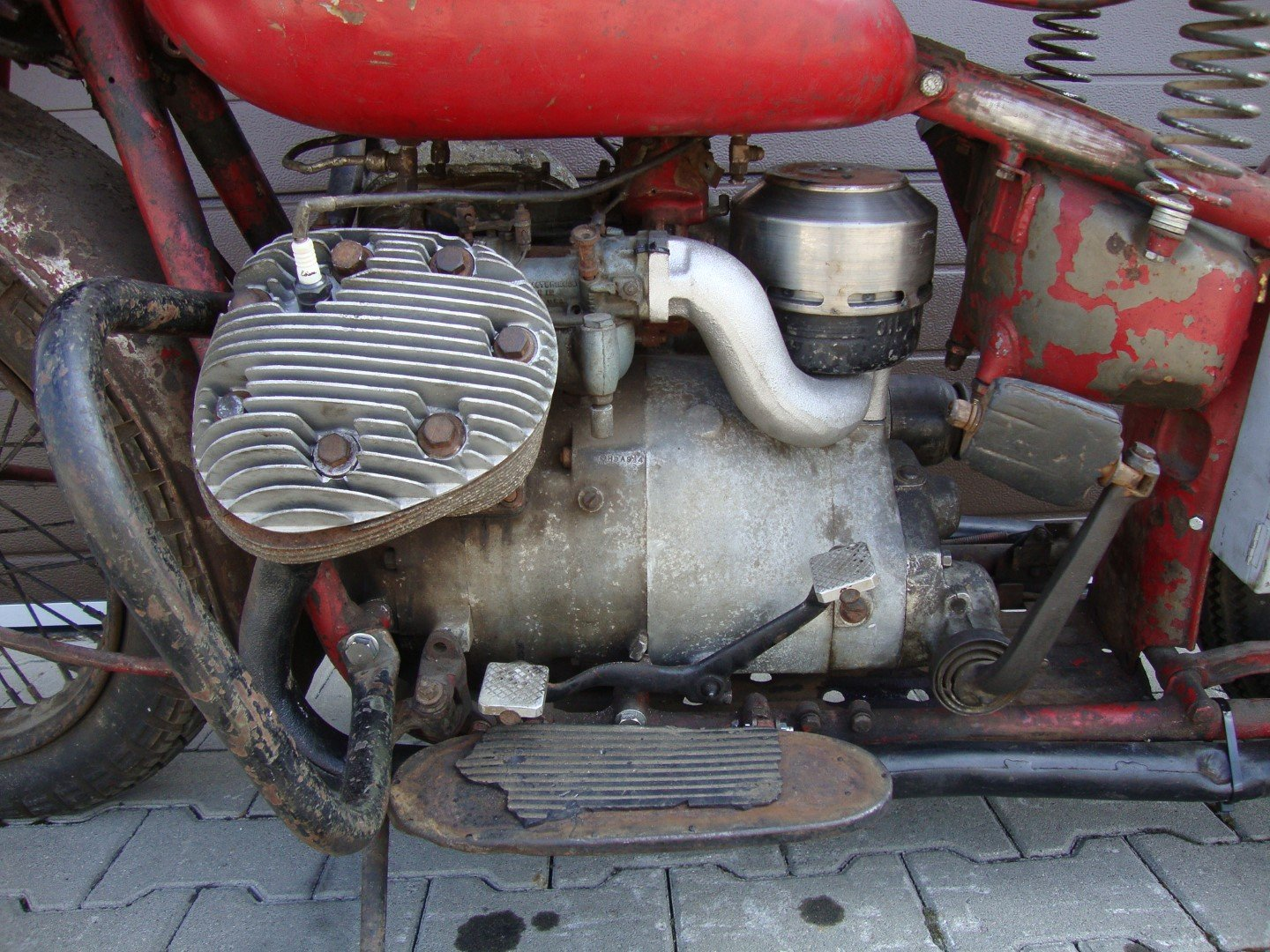 1941 Indian 841 SOLD (picture 5 of 6)
