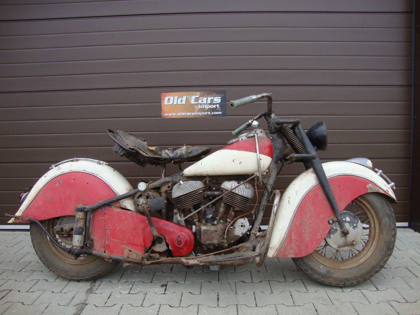 Indian Chief 1947 SOLD (picture 1 of 6)