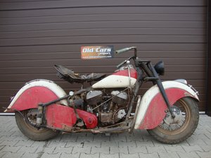 Indian Chief 1947 For Sale