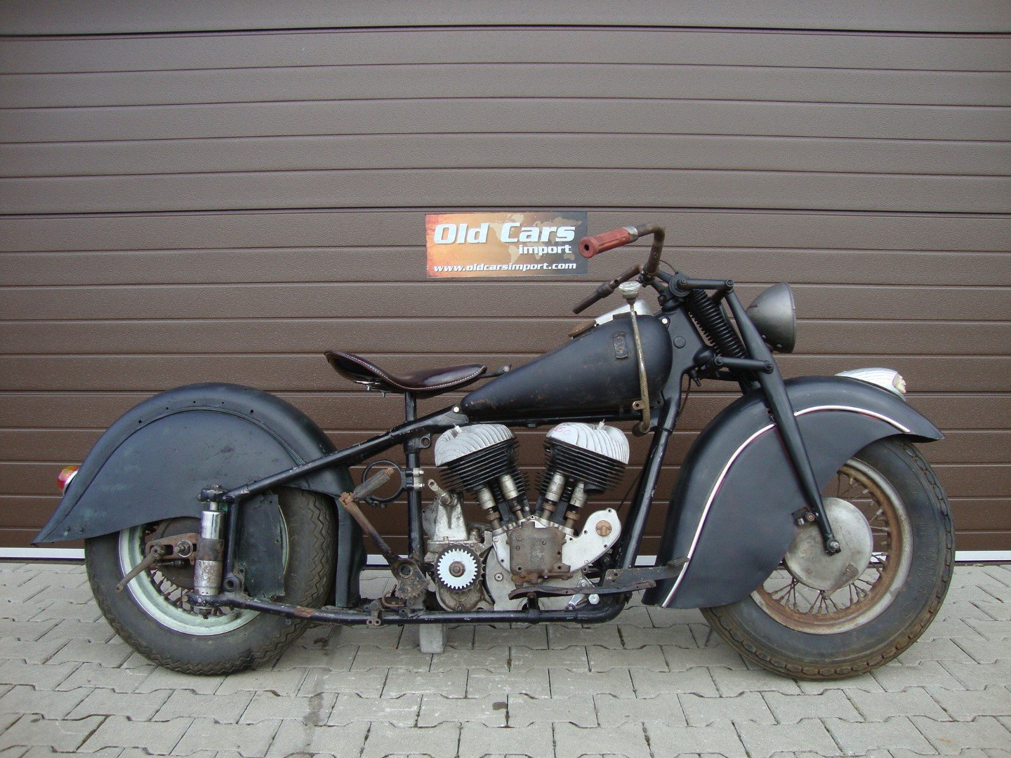 Indian Chief 1946 SOLD (picture 1 of 6)