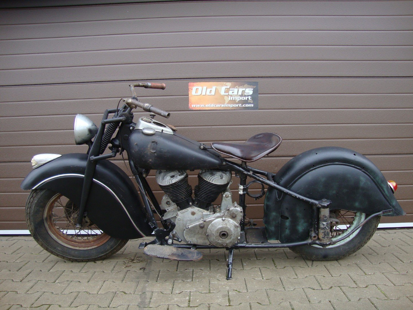 Indian Chief 1946 SOLD (picture 2 of 6)