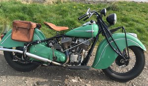 1941 INDIAN CHIEF