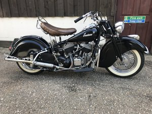 Indian Chief 348 1948 - Beautiful Example For Sale